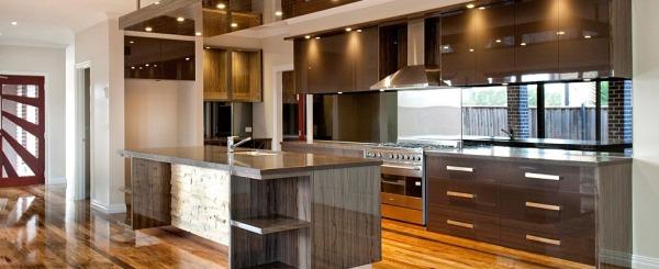 Interior Kitchen with extras.